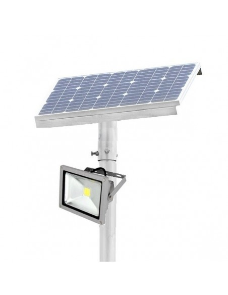 Luminaria Solar Reflector 100w Full 6 mts