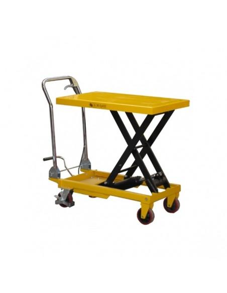 Plataforma Elevadora Móvil Tijera 150 kg