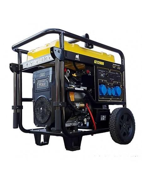 Generador Gasolina 12KVA 220V Industrial