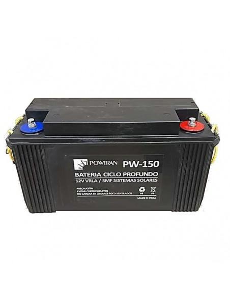 Bateria Solar Ciclo Profundo 150ah 12v