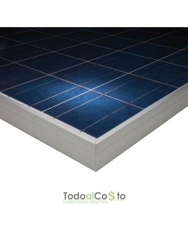 Pack de 4 Paneles Solar 150w Poly 12v...