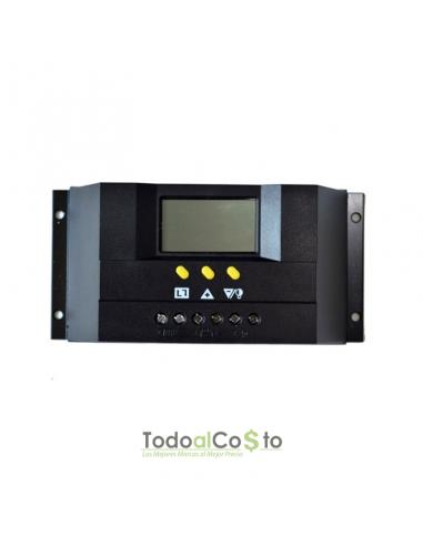 15% DCTO - Regulador de Carga Solar...