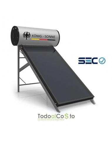 Calentador de Agua Termo Solar Flat...