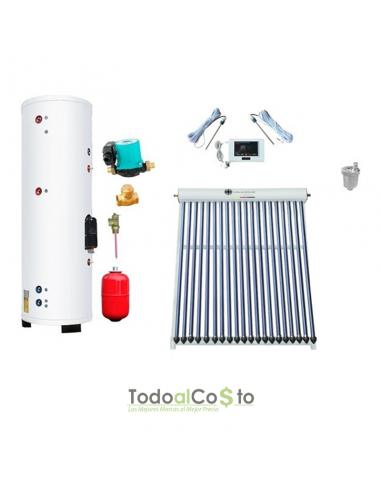 Calentador de Agua Solar Presurizado...
