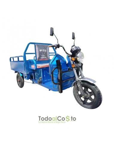 Triciclo Eléctrico 800W 48V