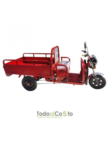 Triciclo Eléctrico 1000W 60V DUAL